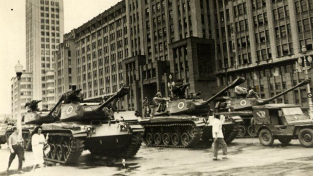 Presidente brasileño ordena conmemorar el aniversario del golpe de Estado de 1964