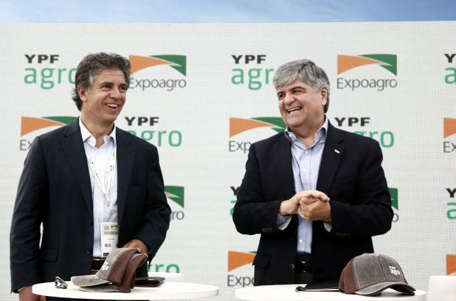 YPF hizo una fuerte apuesta a su división agraria en Expoagro 2019-