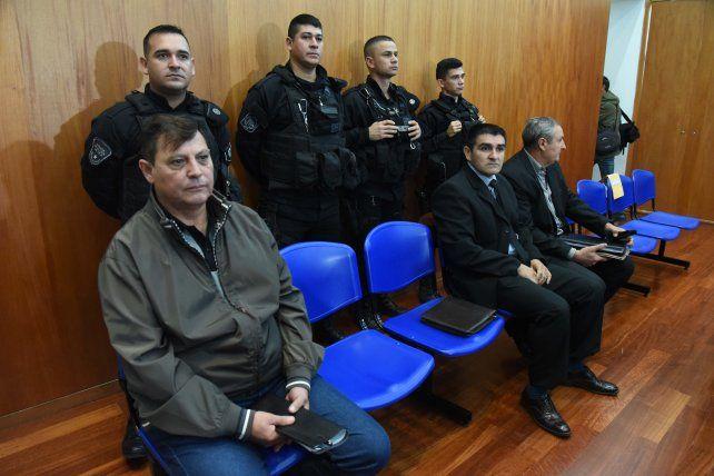 El exjefe policial acusado de la desaparición de Paula Perassi negó toda relación con el caso