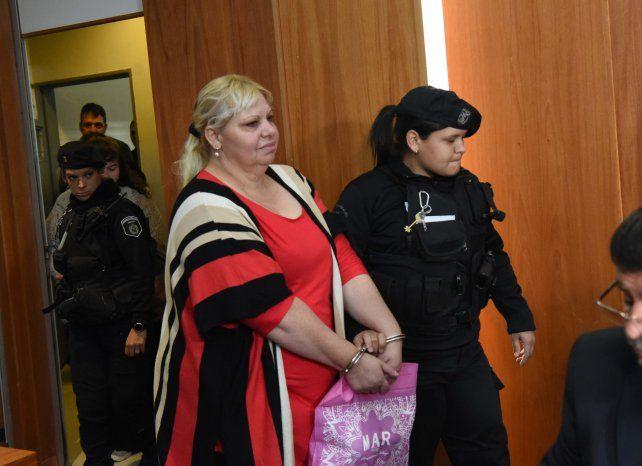 Mirta Ruñisky, la mujer apuntada como la que le realizó el aborto que terminó con la vida de Paula, declaró esta mañana.