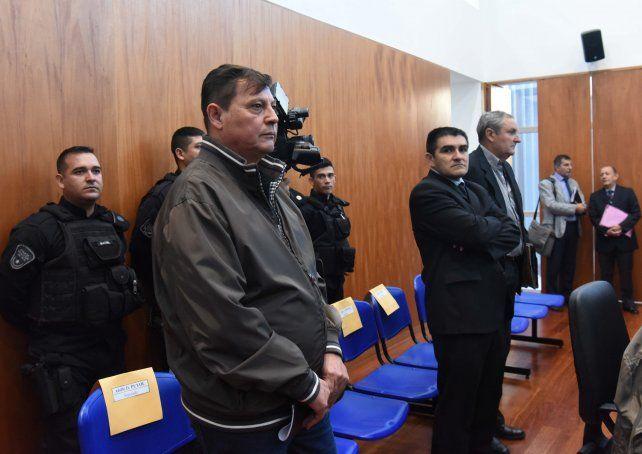 El exjefe de la Agrupación Cuerpos de la Unidad Regional XVII, Adolfo Puyol.