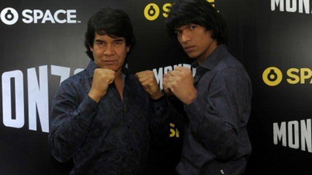 Parecidos. Jorge Román y Mauricio Paniagua