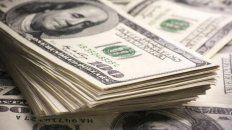 El dólar experimentó la baja más importante desde el 10 de mayo