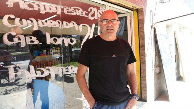 Pascualini dijo que impuso el pago cuotas por la retracción del consumo.
