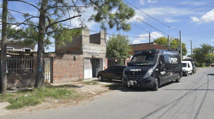 Secuestran chalecos policiales en un allanamiento por el asesinato de Lucio Maldonado