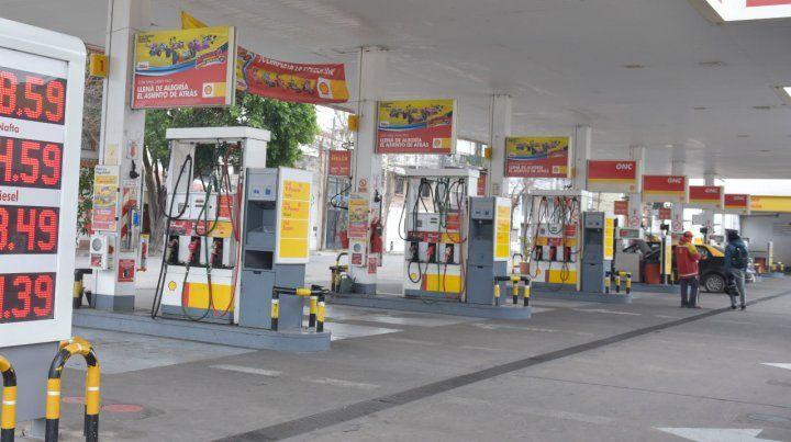 Abril llega con un nuevo aumento de la nafta: sube entre 3 y 4%