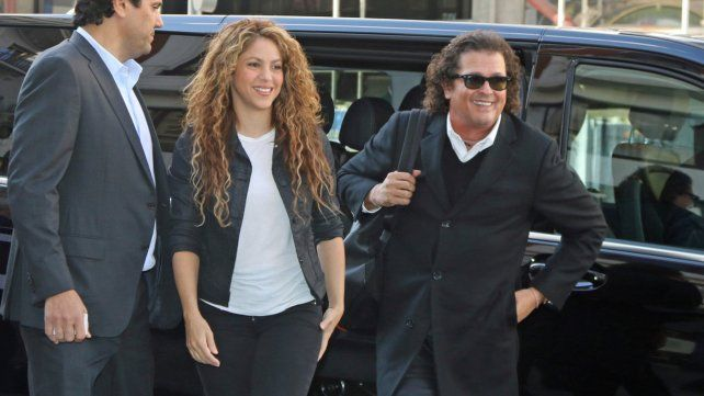 Shakira cantó ante el juez para defenderse de la denuncia por plagio
