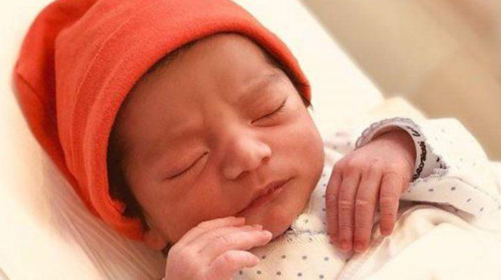 Morena Rial mostró el rostro de su hijo Francesco