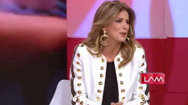 Flavia Palmiero habló sobre la muerte de Franco Macri