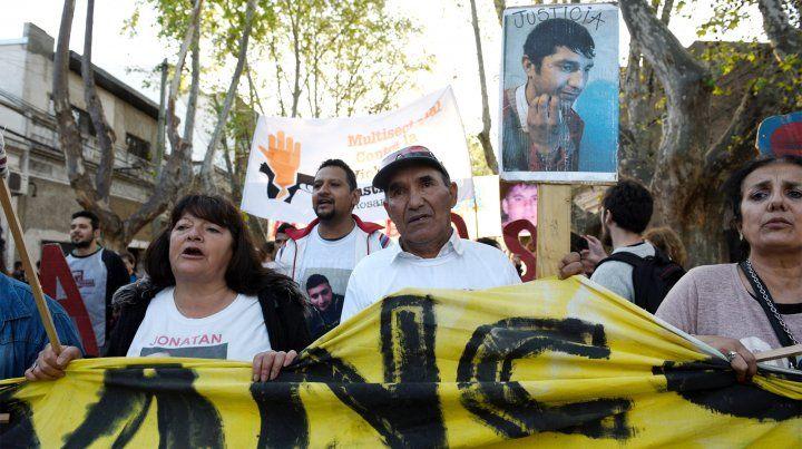 Exhumaron el cuerpo de Franco Casco para verificar su identidad