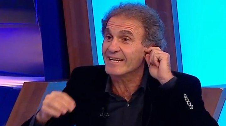 El Cabezón Ruggeri lo cruzó duro a Menotti por criticar a Scaloni