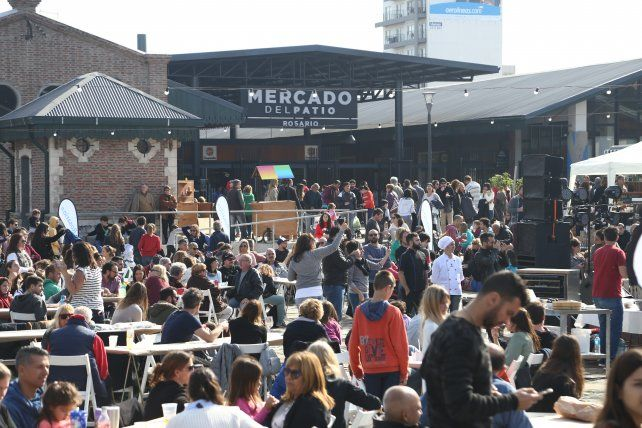 El Mercado del Patio inaugura mañana un nuevo espacio