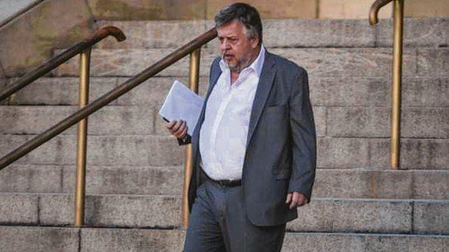 respuesta. Carlos Stornelli presentó un nuevo recurso judicial.
