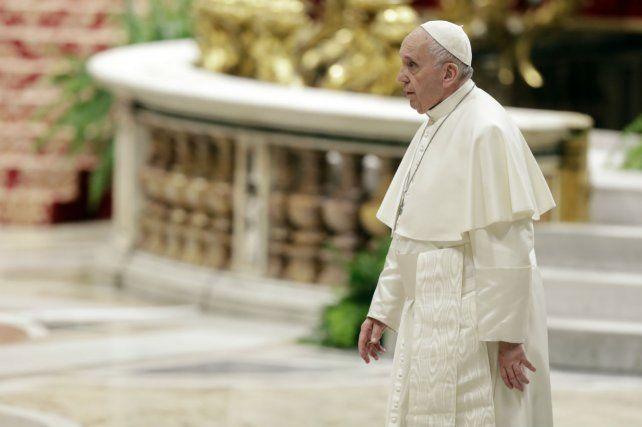 Francisco ha debido lidiar desde el inicio de su mandato con denuncias contra sacerdotes acusados de pedófilos.