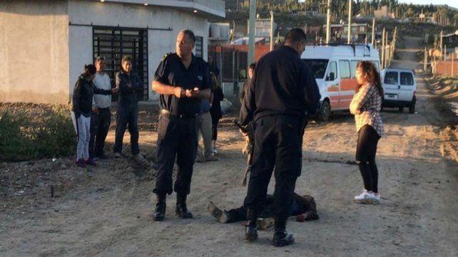 El joven asesinado en Comodoro Rivadavia.