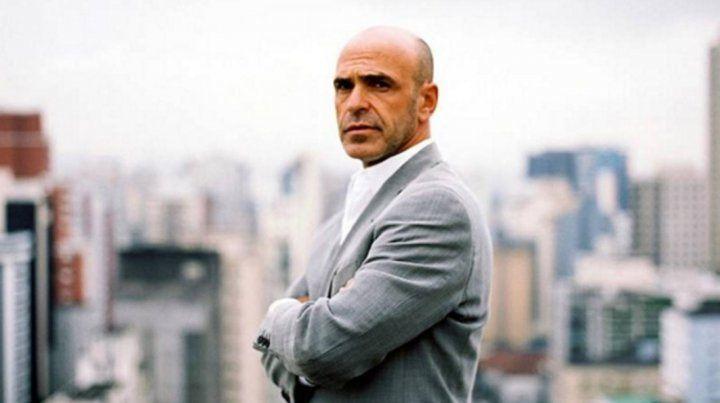 El director. Gustavo Arribas
