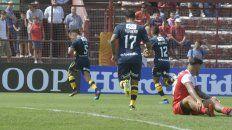 Central debuta en la Copa Libertadores ante Libertad de Paraguay.