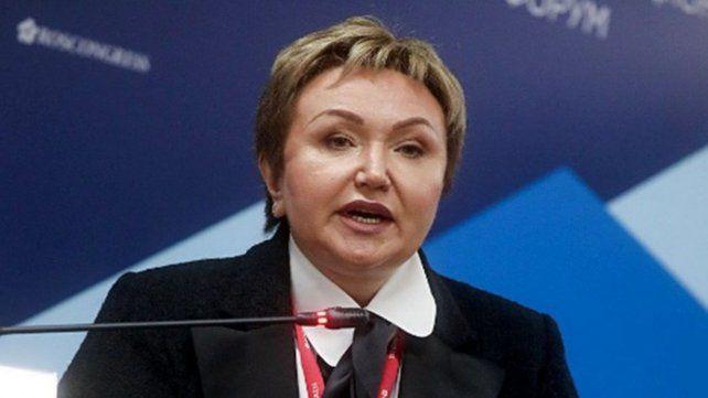 Millonaria dueña de una empresa de aviación rusa murió en un accidente aéreo