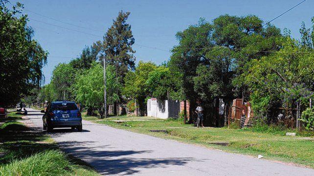 Zona noroeste. El crimen fue en inmediaciones de Luzuriaga y Somoza.