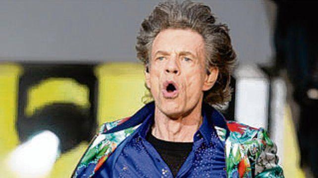 Jagger se disculpó por Twitter.