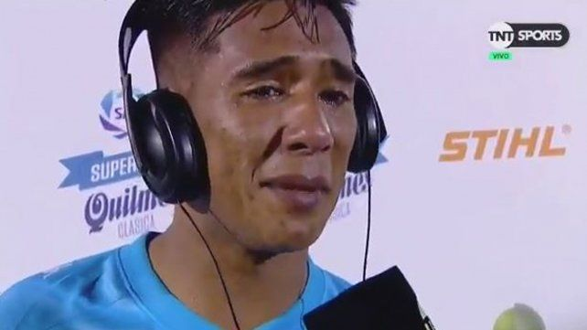 El conmovedor testimonio de Zaracho que salió campeón con Racing