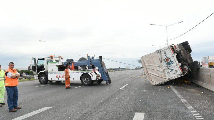 Dos muertos por siniestros viales en avenida Circunvalación
