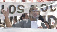 El titular de Amsafé Rosario, Gustavo Terés, disparó contra la provincia por no haber convocado a los docentes a paritarias.