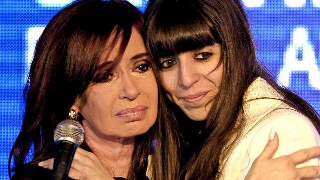 Rechazan el pedido de Florencia Kirchner para permanecer en Cuba