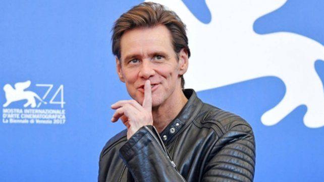 La nieta de Mussolini se indignó con Jim Carrey