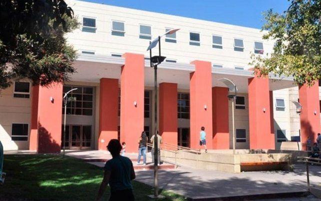 El hospital Rawson de San Juan.