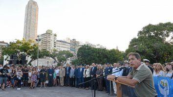 firmeza. El pedido público de reconsideración que Julio Más le hizo a los políticos reveló el sentir de los veteranos.