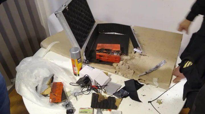 Liberaron a los chilenos imputados por dejar un artefacto sospechoso en Córdoba