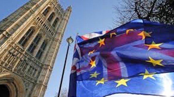 May pedirá extender la negociación por el Brexit