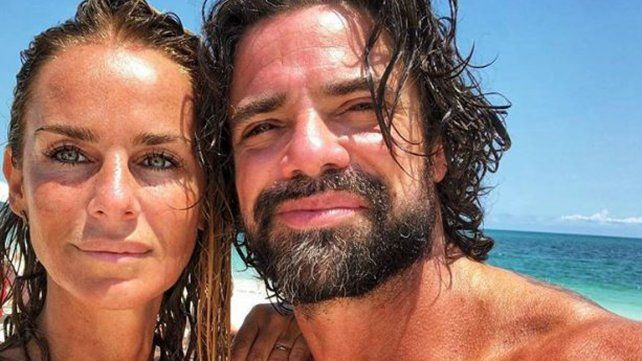 Las románticas vacaciones de Luciano Castro y Sabrina Rojas en México