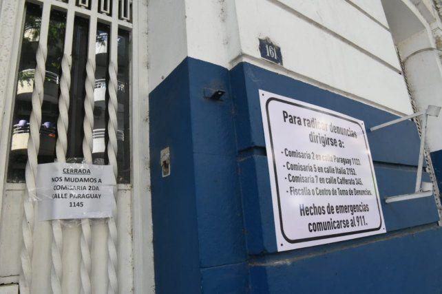 La comisaría 3ª será refuncionalizada, dentro del plan que lleva adelante el Ministerio de Seguridad.