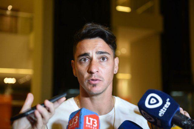Zampedri confía en obtener un buen resultado en Paraguay.