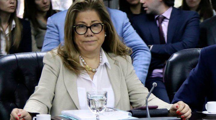 La legisladora del Frente Renovador explotó contra el presidente de la Cámara