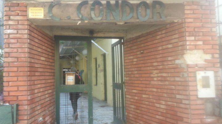 El club El Cóndor