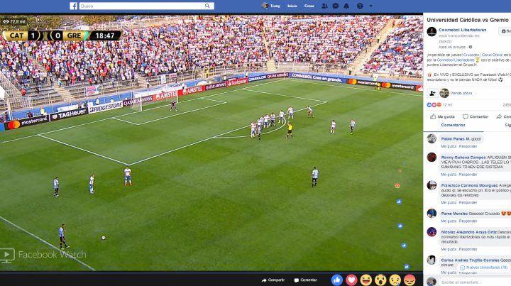 Mirá en vivo por Facebook el partido entre los rivales de Central