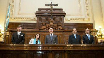 cuestión de tiempo. La Corte debe definir en breve sobre el nuevo reclamo de la provincia.