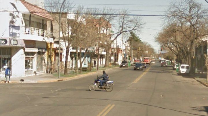 El padre de Messi chocó en zona sur a un motociclista que terminó en el Heca