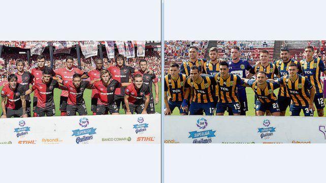 Se abren las especulaciones por un posible clásico en Copa Superliga