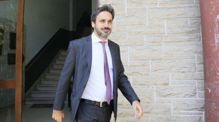 El juez. Alejo Ramos Padilla.