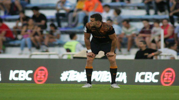 Títular. El rosarino Emiliano Boffelli fue confirmado por el entrenador Gonzalo Quesada para el duelo frente a los sudafricanos.