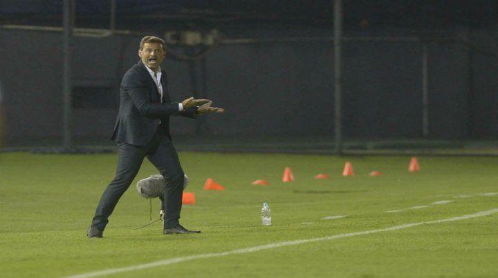 El entrenador canalla.
