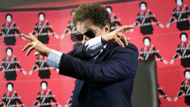 Calamaro llega para presentar su décimo quinto álbum.