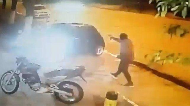 Hirieron a un abastecedor de carnes tras una feroz balacera en Villa Gobernador Gálvez
