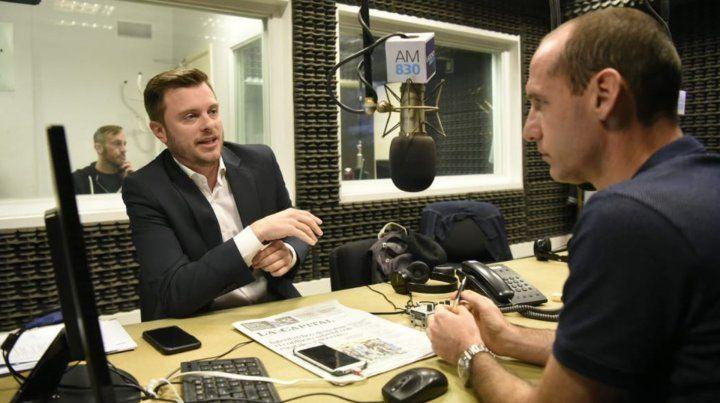 López Molina: Rosario es una ciudad que expulsa empresas
