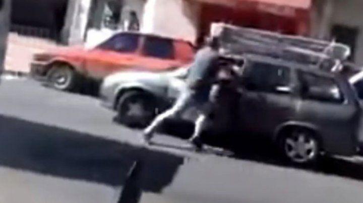 Piden que se acuse de tentativa de homicidio al taxistas de Villa Urquiza