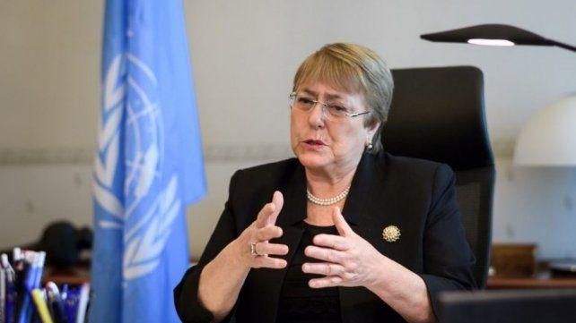 El compromiso quedó asentado en un convenio firmado ayer por la alta comisionada de las Naciones Unidas para los Derechos Humanos
